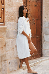 Kundalini Gown - Short Edition (Linen/Cotton Luxe)