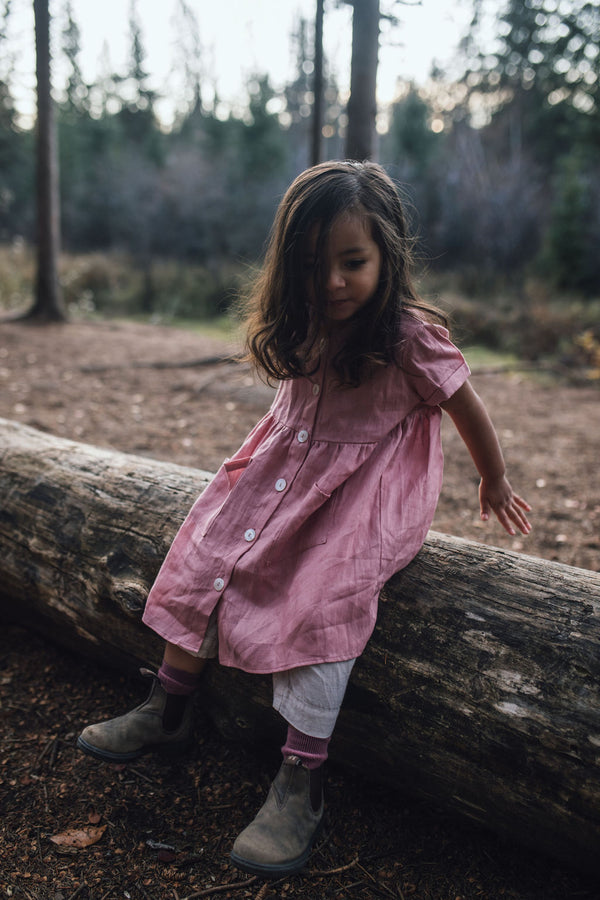 Lila Gown - Harvest Moon Limited Edition (Size 2-4T)