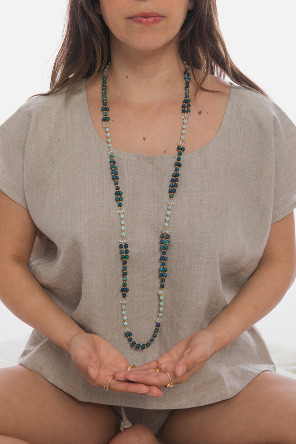 Happiness, Compassion, Power Tantric Mala