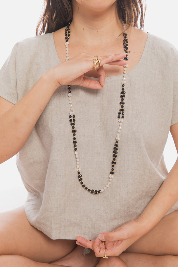 Protection, Love and Abundance Tantric Mala