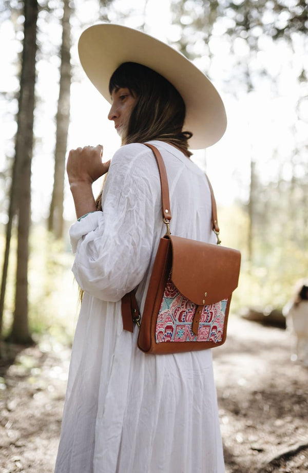 Hilltribe Everyday Bag - Accessories - Myrah Penaloza