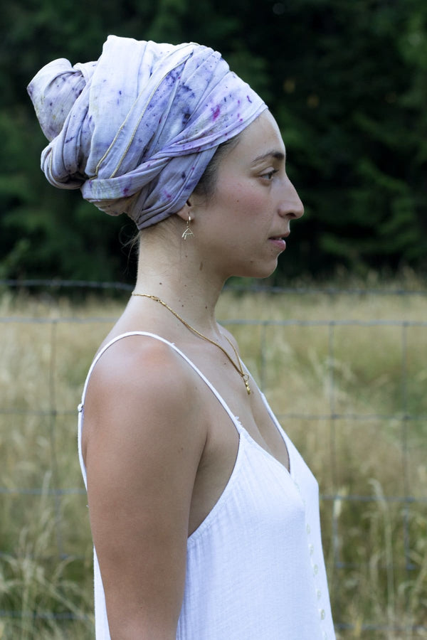 Bloom Sanghat Turban - Accessories - Myrah Penaloza