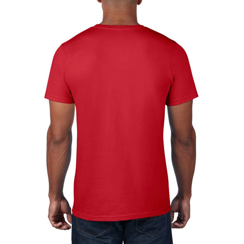 Tribus Loyalty Japanese Rose T-Shirt - Red