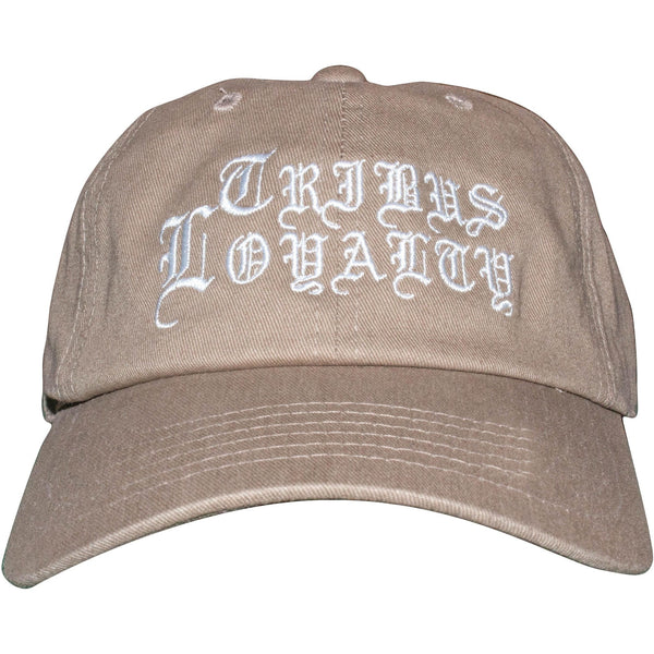Tribus Loyalty Old English Hat - Khaki
