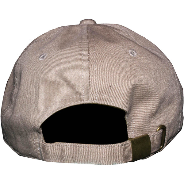 Tribus Loyalty Rose Hat - Khaki