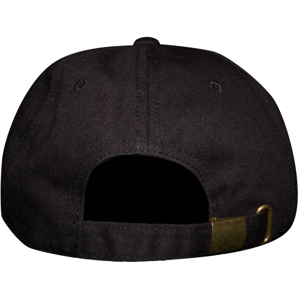 Tribus Loyalty Old English Hat - Black