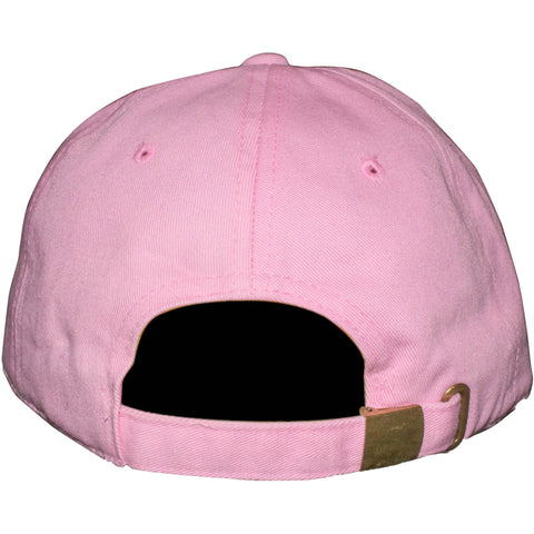 Tribus Loyalty Old English Hat - Pink