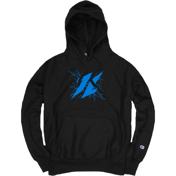 Tribus Loyalty Lightning x Champion Hoodie