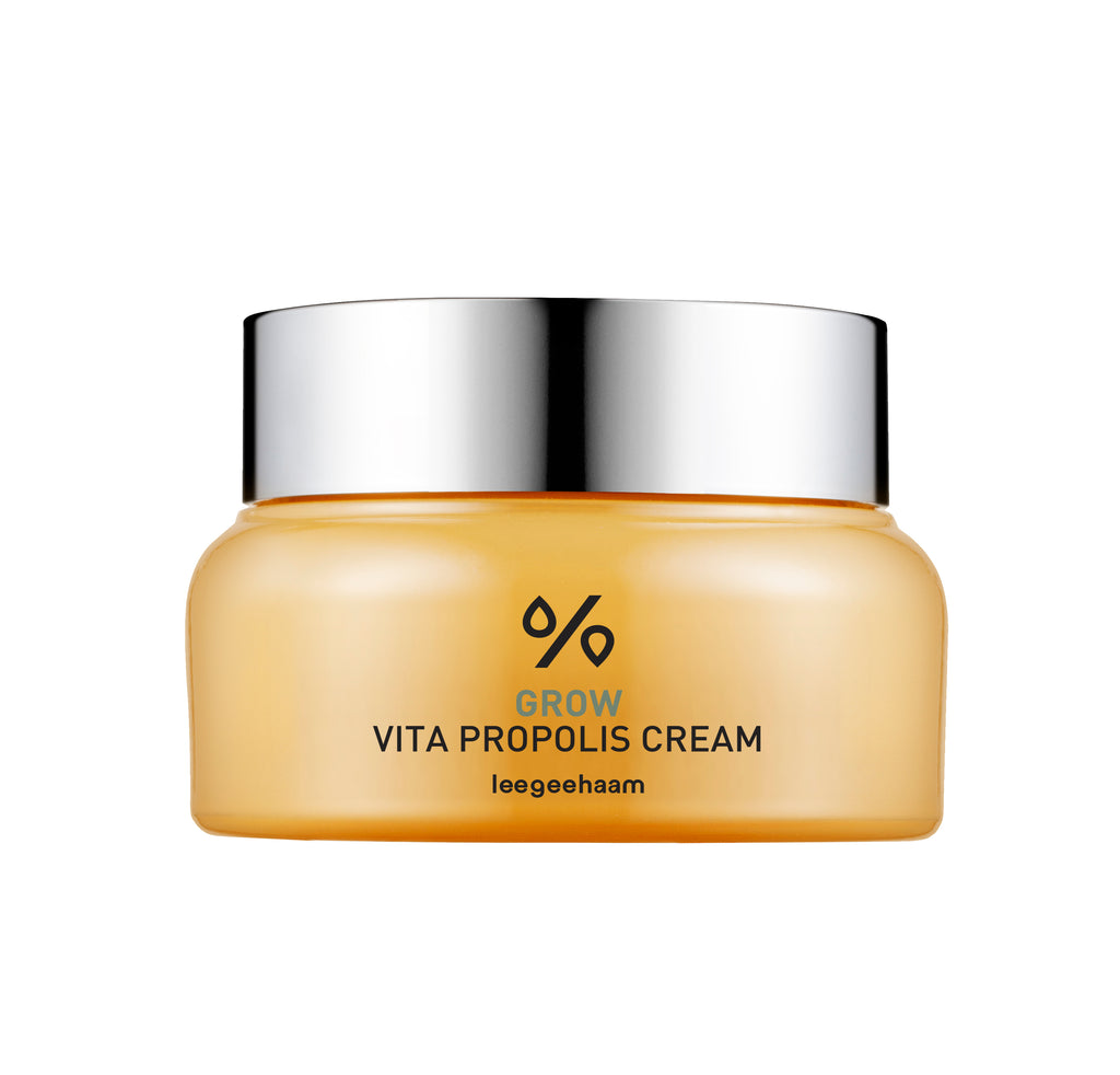 Grow Vita Propolis Cream (Crema facial revitalizante)