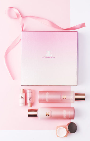 Blooming Rose Water Set (Kit humectante)
