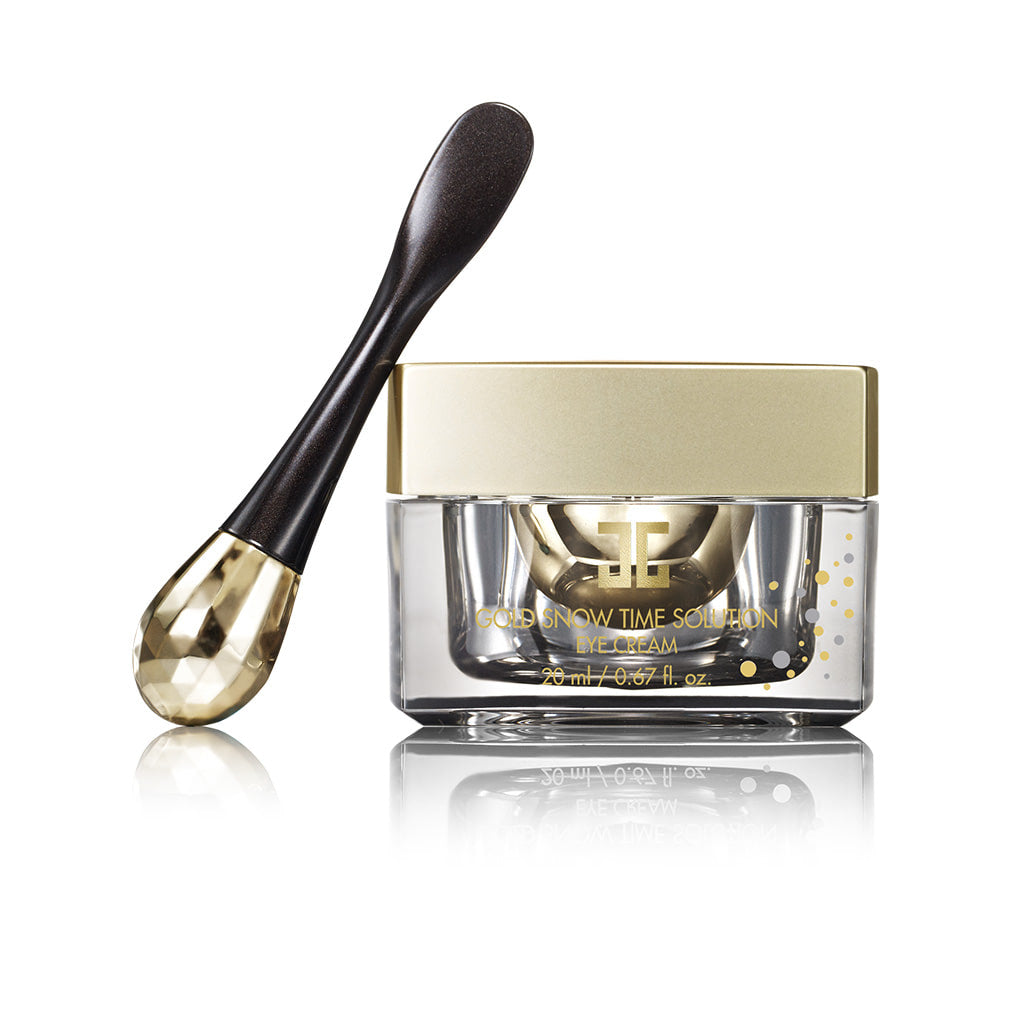 Gold Snow Time Solution Eye Cream (Crema para contorno de Ojos)
