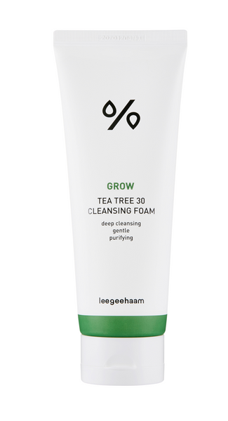 Grow Tea Tree 30 Cleansing Foam (Limpiador facial en crema)