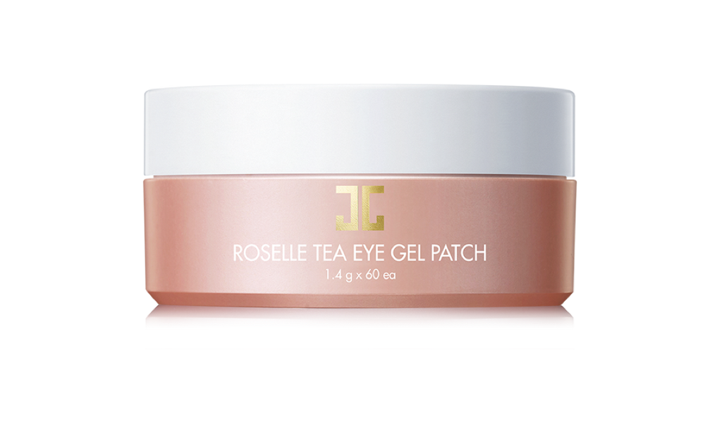 Roselle Tea Eye Gel Patch (60 Parches para contorno de ojos)