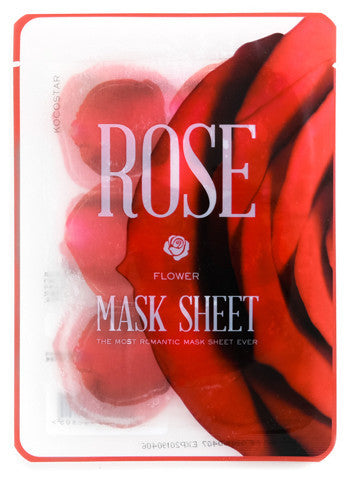 Slice Mask Sheet Rose