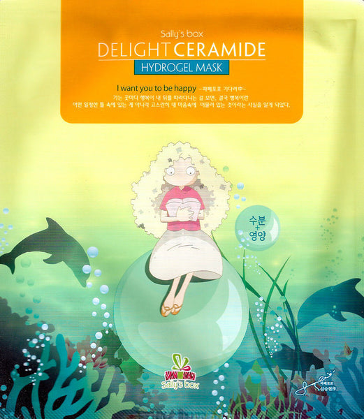 Delight Ceramide Hydrogel Mask