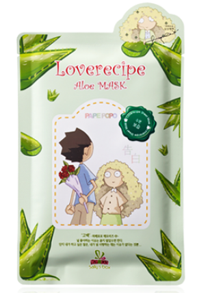Loverecipe Aloe Mask