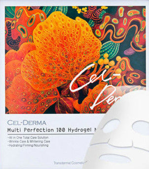 Cel-Derma Multi Perfection 100 Hydrogel Mask