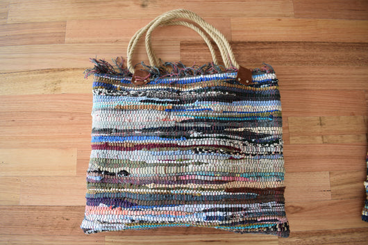 KOURELOU BEACH TOTE BAG