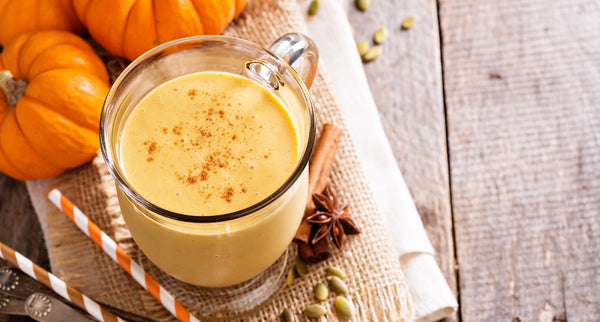 Gut-Healthy Recipe: Kefir Pumpkin Pie Smoothie
