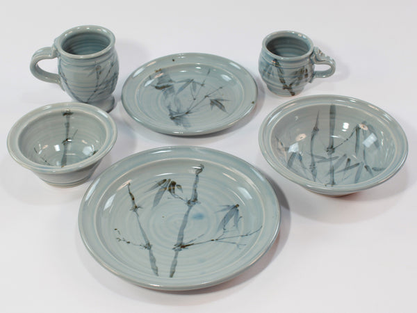 Bamboo Pattern Glaze Collection