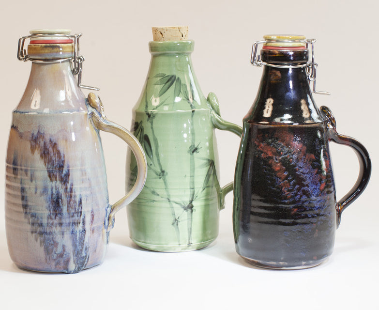 porcelain growlers