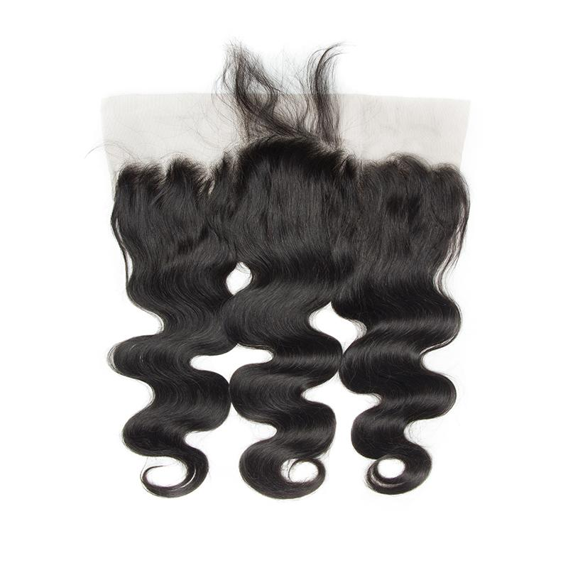 Queen Hair Inc Wholesale 13x6 Lace Frontal Free Part Body Wave 100% Human Hair