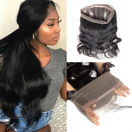 Queen Hair Inc Wholesale 360 Lace Frontal Body Wave 100% Human Hair