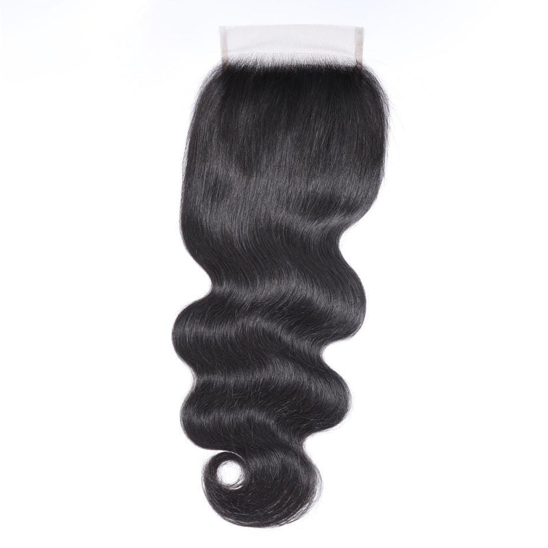 Queen Hair Inc Wholesale 5x5 Lace Closure Free Part Body Wave 100% Human Hair