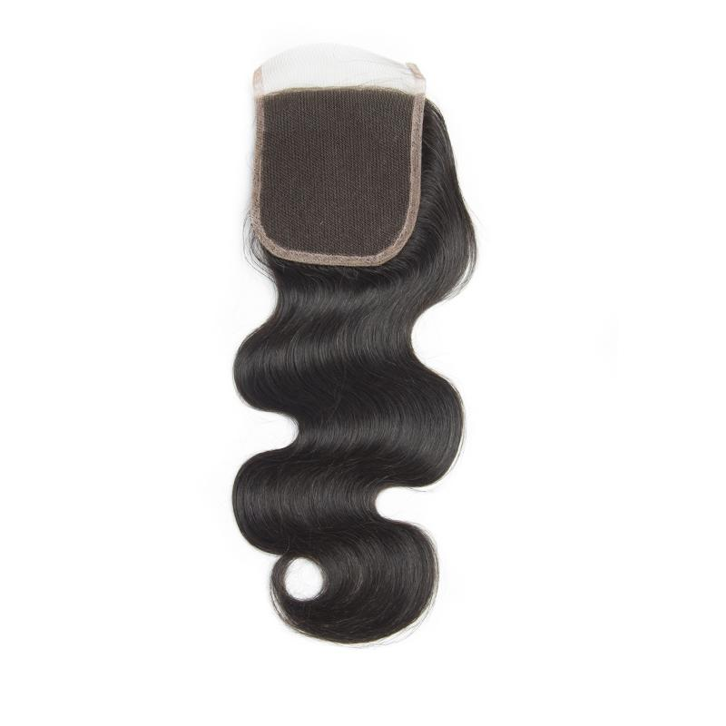 Queen Hair Inc Grade 9A Body Wave WITH 4*4 closure 100% Virgin Hair Short Bob style size