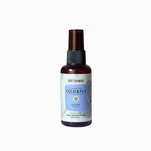 Cold & Flu Infant Aromatherapy Spray