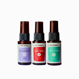 Triple Sense - Aromatherapy Spray