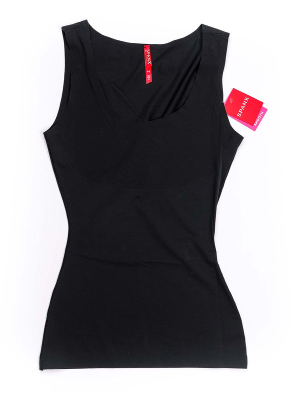 Spanx Thinstincts Black Tank