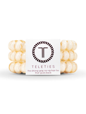 Teleties Almond Beige - Large