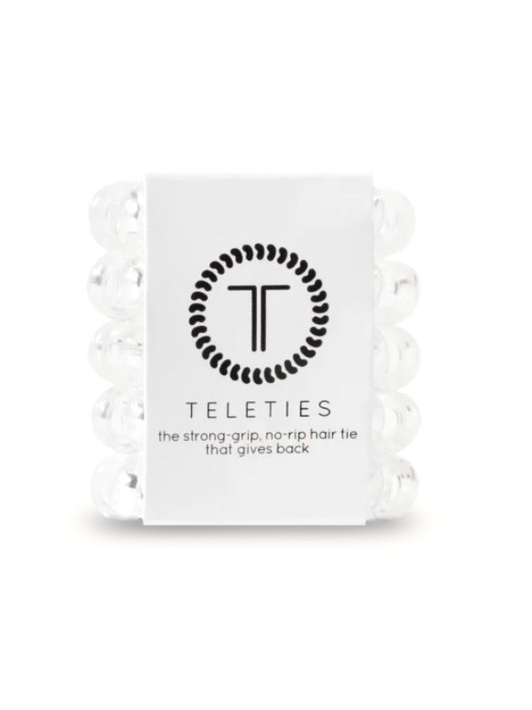Teleties Crystal Clear - Tiny