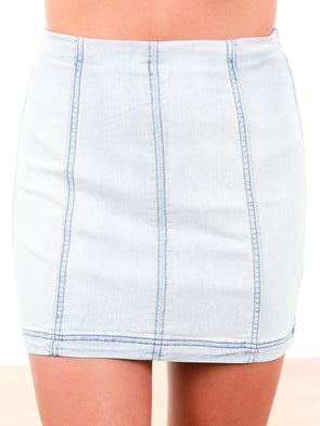 Free People Modern Femme - Acid Wash