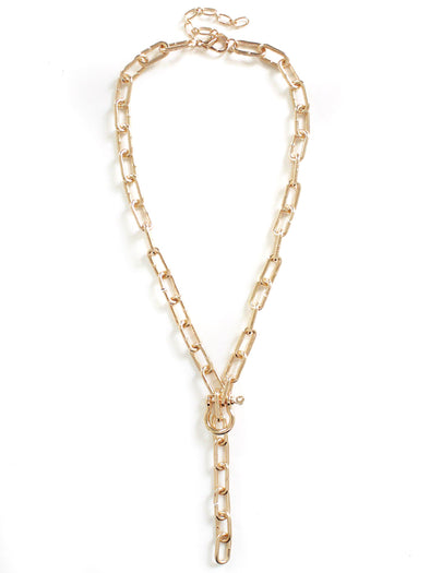 Own The Moment Chainlink Necklace