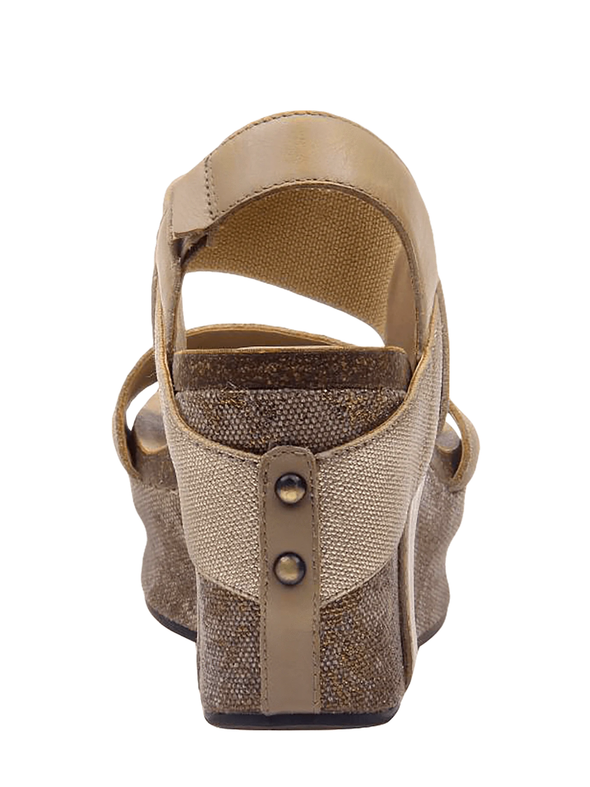 OTBT Mid Taupe Bushnell Wedge