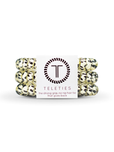 Teleties Snow Leopard - Small