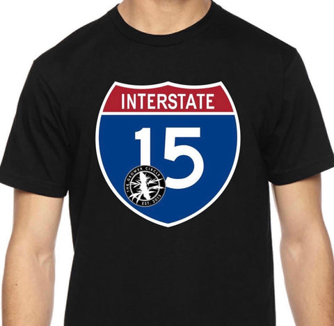 Interstate 15 T-Shirt