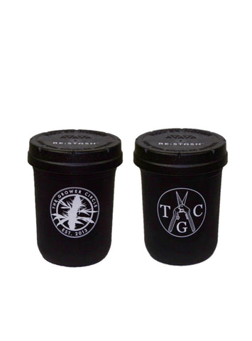 TGC RE: STASH Jar - 8 oz