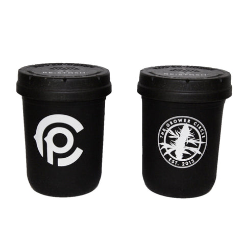 TGC X PCS Re-stash jar double sided