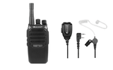 BizTalk® Single Radio/Headset Bundle