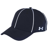 Under Armour Referee Hat-Black