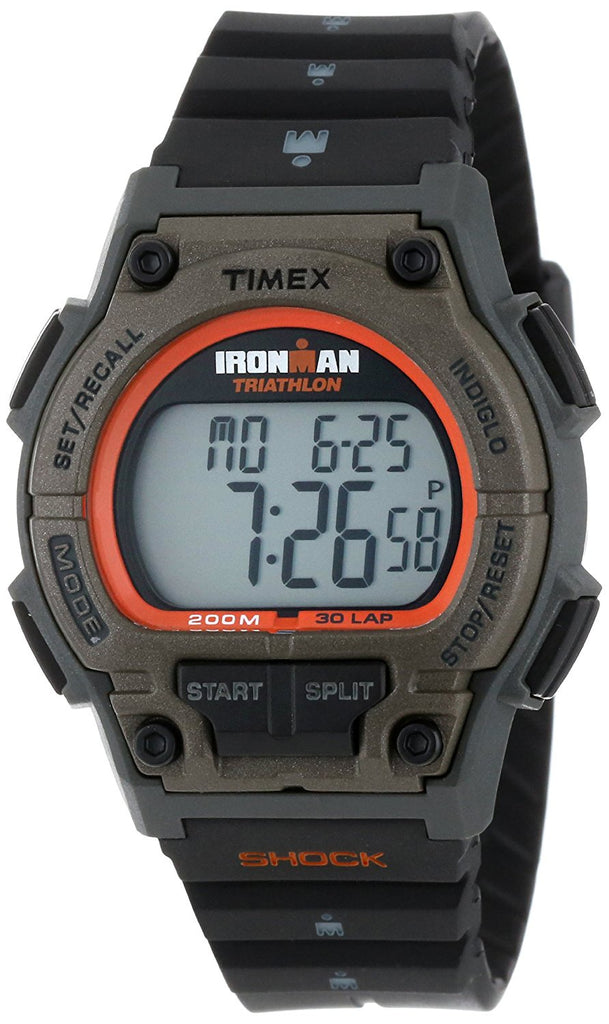 Timex IRONMAN® Shock-Resistant 30-Lap Watch
