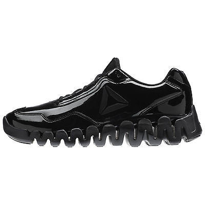 "Reebok Zig ""Pulse"" Patent Leather Referee Shoes"