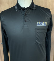 *New* NJSIAA Long Sleeve Umpire Shirt