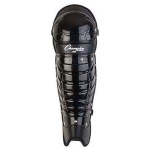 Champion Single Knee Leg Guard