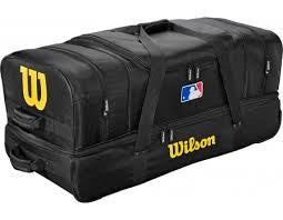 Wilson Wheeled Umpire Equipment Bag