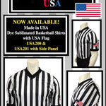 Smitty Sublimated Side Panel College Basketball Shirt