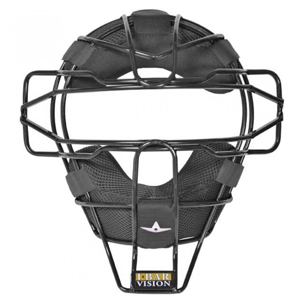 All Star Traditional Black Mask LUC
